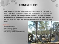 Reinforced Concrete Pipe Fittings - Acpfoto