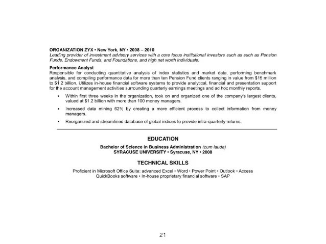 resume action words umich