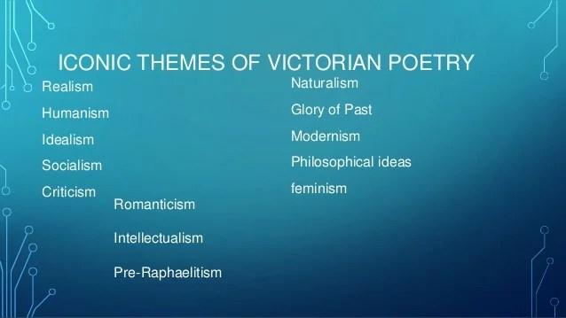 All Themes of Victorian Era Literature