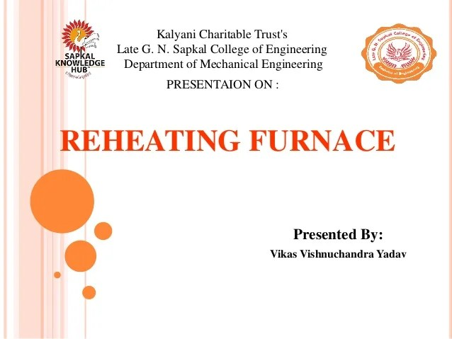Reheating Furnace in Rolling Mill Industries