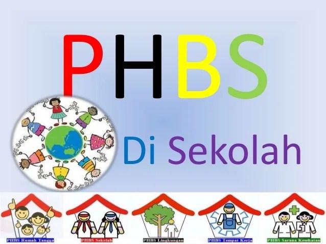 Perilaku Hidup Bersih  Sehat di Sekolah