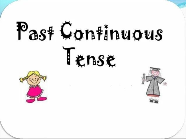 Past Past Progressive And Simple