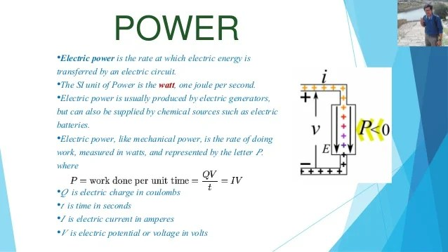 Simple Electric Circuit Usually Consists Of One Power Source Such
