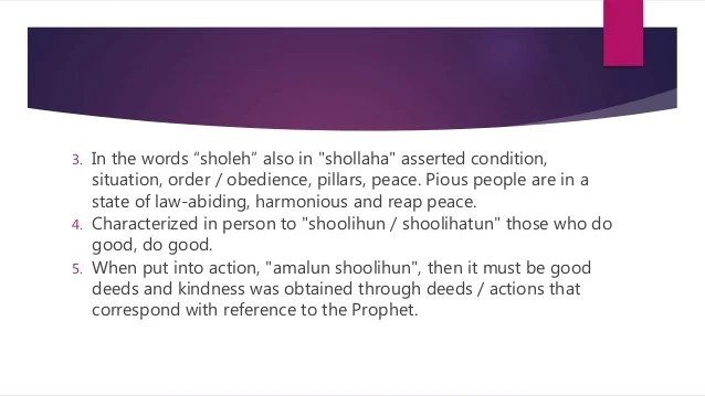 Theoretical Examination of Pious Child Character as vA