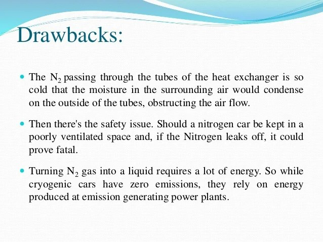Exchanger Heat Nitrogen Electric Gas