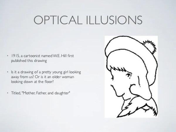 optical illusions school presentation # 3