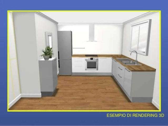 Come Progettare Una Cucina In 3d Great Progetto In Pianta E D Della Casa Su Livelli Cose Di For