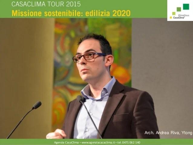 CasaClima Tour 2015 a Milano