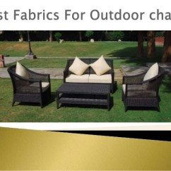 Best Fabrics For Chairs Chair Covers Sofa And Loveseat Presenting The Outdoor
