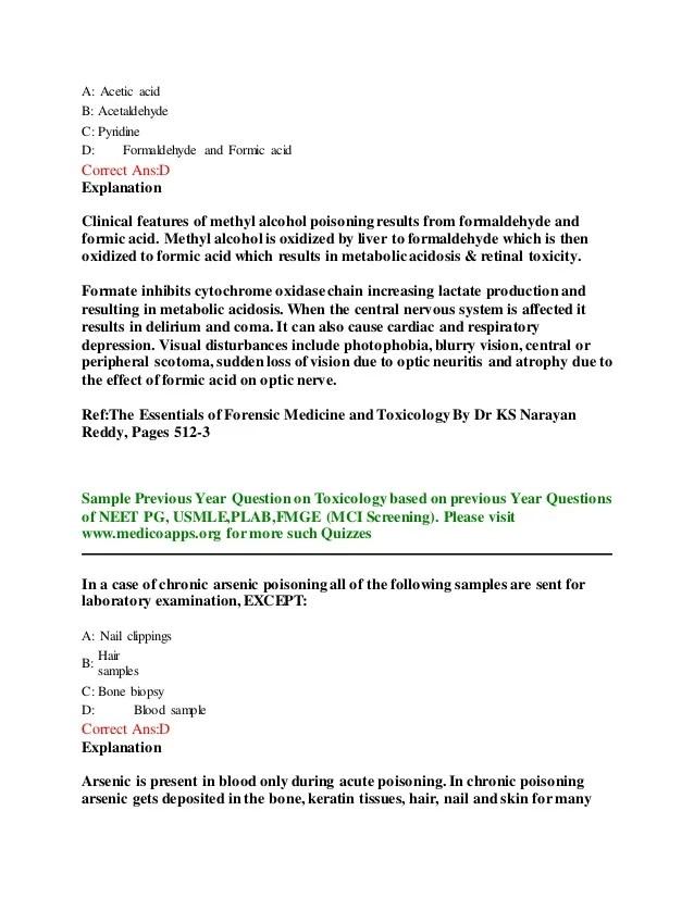 EMQs for the PLAB: Pt. 1
