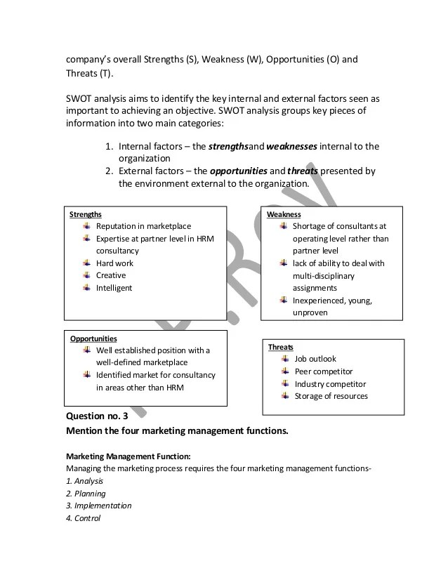 Principles Of Marketing Chapter 2 Theory