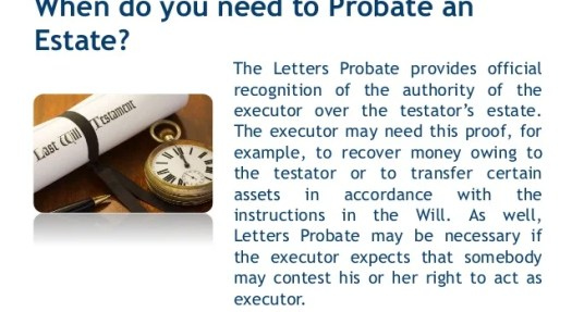 Contesting a Will - Are the Executors of a Will Acting Improperly