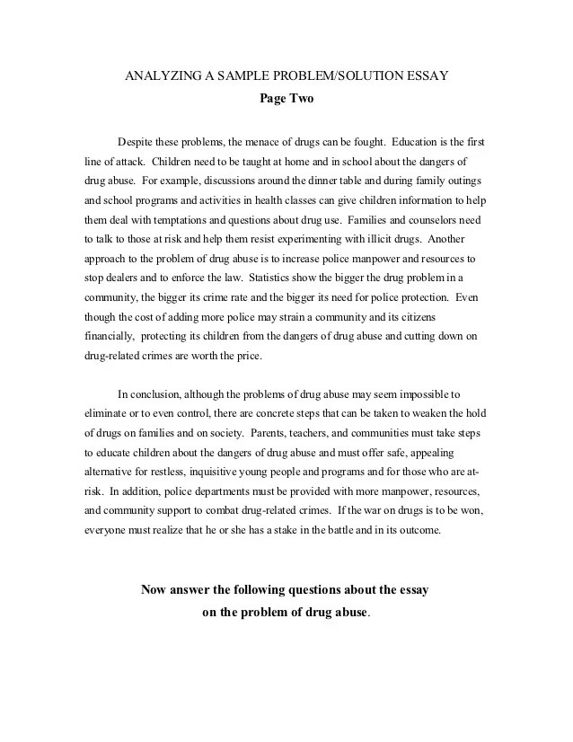 Essay Drug Abuse Examples Debatable Thesis Statements Cover Letter