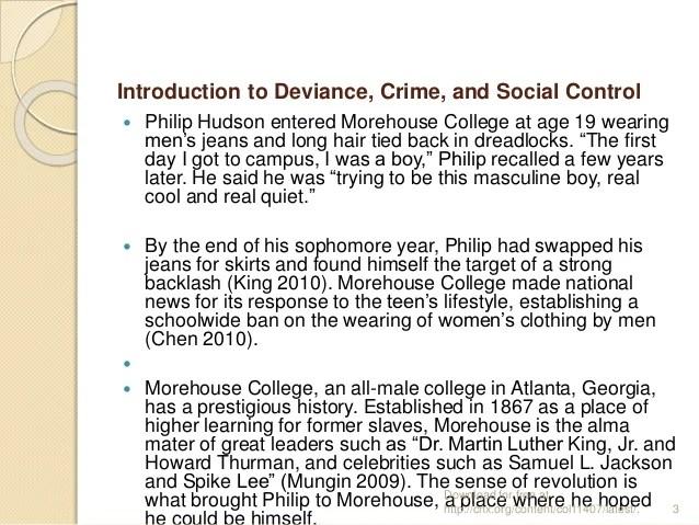 Social Deviance Essay Sociological Perspective Essay Deviance Essay
