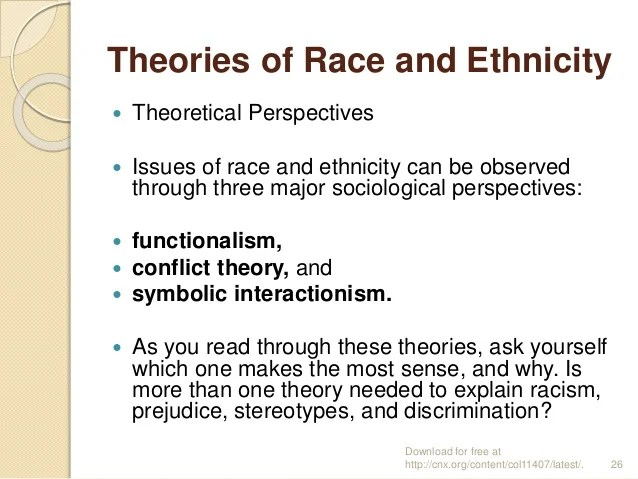 Prof Dr Halit Hami öz Sociology Chapter 11 Race And Ethnicity