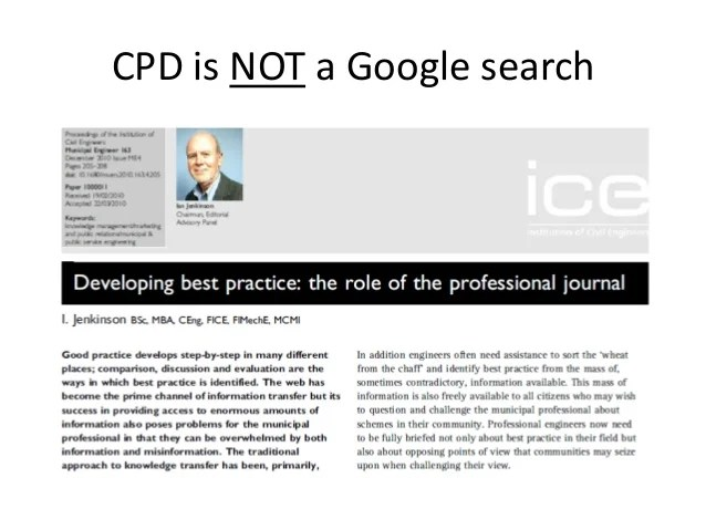 Pdf briefings as free downloads also ice professional review rh slideshare