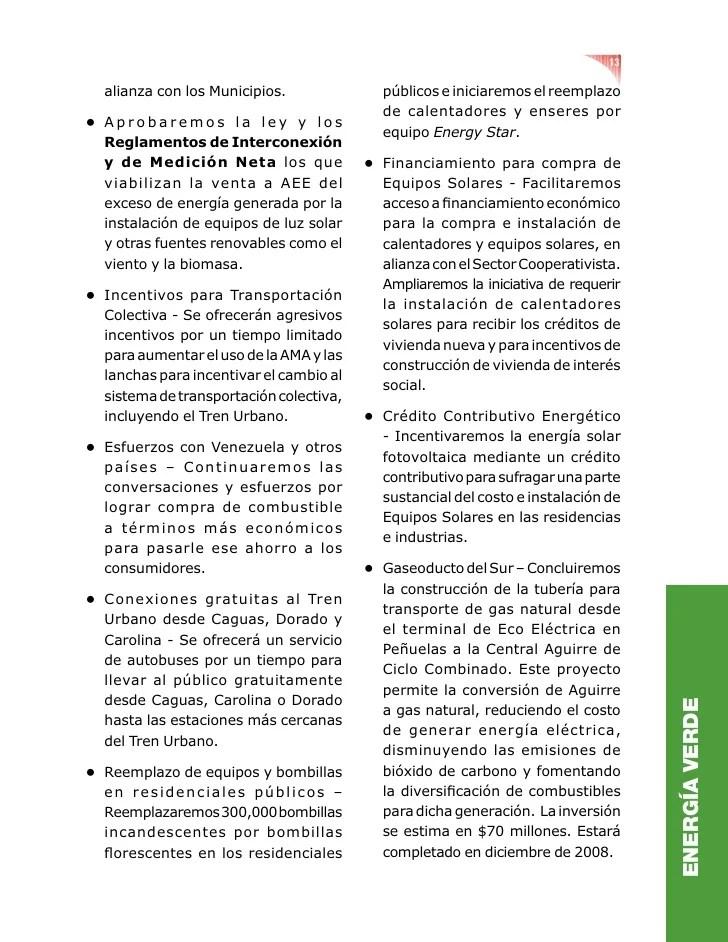 13 alianza con los Municipios. públicos e iniciaremos el reemplazo ...