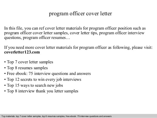 Promotions Assistant Cover Letter