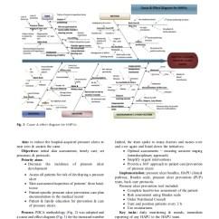 Fishbone Diagram Nursing 2002 Toyota Corolla Audio Wiring Project Zero Towards Never Events - Reduction Of Hospital Acq…