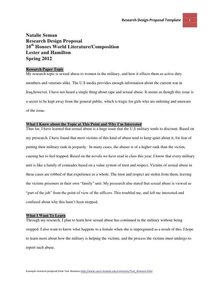 Sample Of Proposal Essay How To Write A Proposal Essay Example How