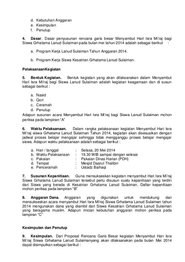 Proposal Isra Miraj : proposal, miraj, Contoh, Cover, Proposal, Mi'raj, Kumpulan, Makalah, Lengkap