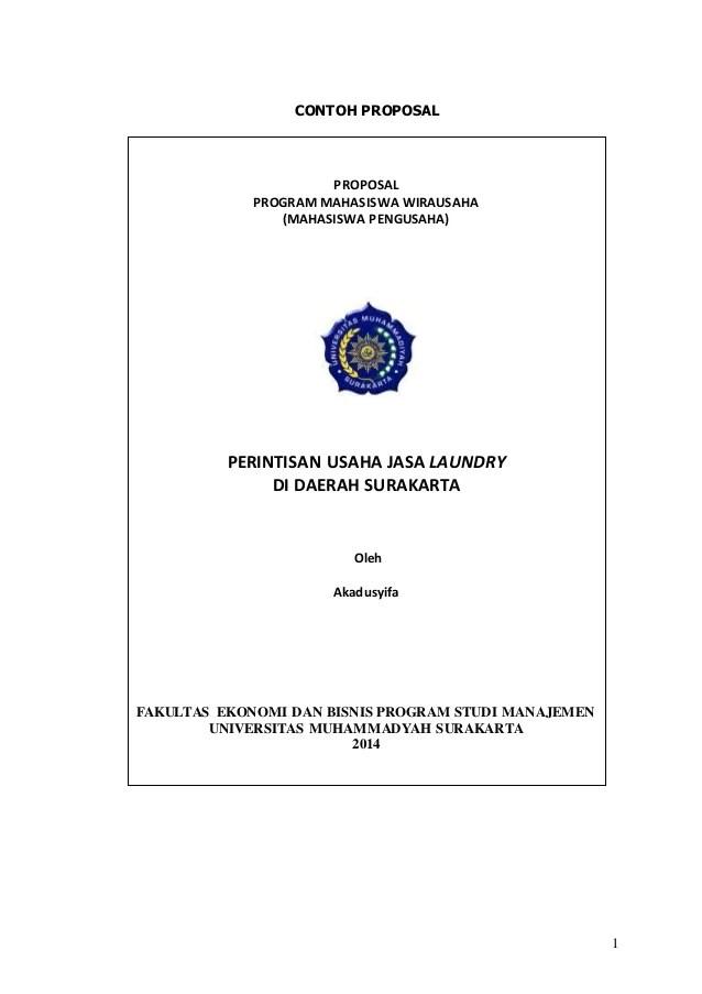 Contoh Proposal Kewirausahaan Mahasiswa : contoh, proposal, kewirausahaan, mahasiswa, Proposal, Program, Mahasiswa, Pengusaha