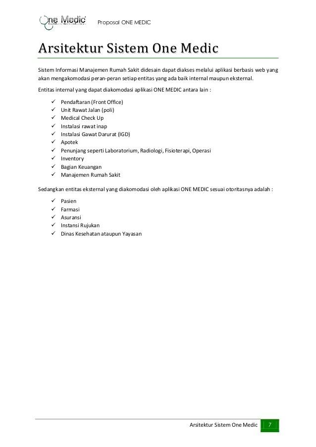 Sistem Informasi Manajemen Rumah Sakit SIMRS  Bridging BPJS