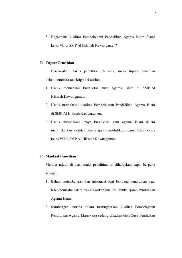 Contoh Fokus Penelitian : contoh, fokus, penelitian, Contoh, Fokus, Penelitian, Dalam, Proposal, Aneka, Macam, Cute766