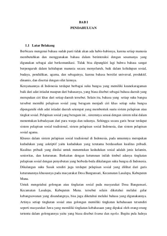 Fitur Kebahasaan Kutipan Teks : fitur, kebahasaan, kutipan, Contoh, Proposal, Fitur, Kebahasaannya, IlmuSosial.id