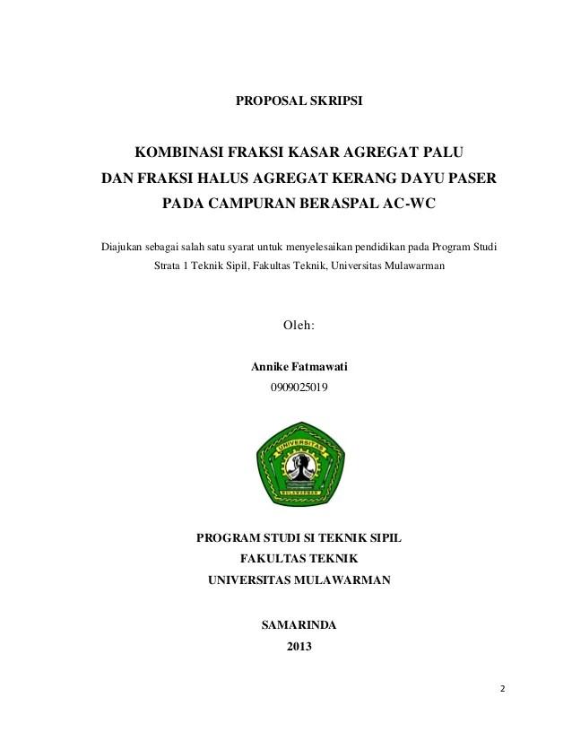 Contoh Skripsi Teknik Sipil Tentang Jalan Kumpulan Berbagai Skripsi Cute766