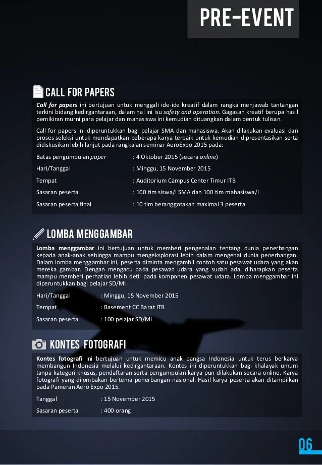 Contoh Proposal Sponsorship Event Pameran : contoh, proposal, sponsorship, event, pameran, Proposal, Sponsorship, 250915]