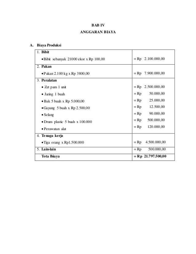 Contoh Proposal Budidaya Ikan Lele Bioflok Berbagi Contoh Proposal Cute766