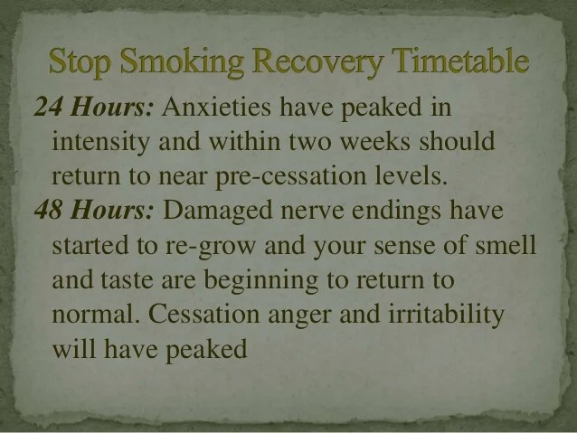 Lecture 2 Smoking Cessation