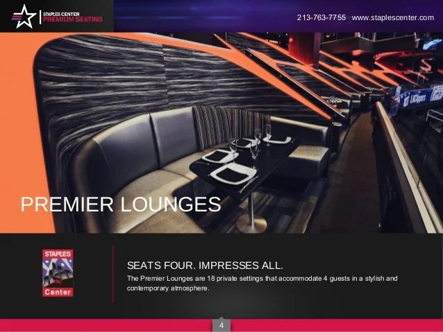four club chairs in living room pictures of brown leather contemporary rooms staples center premier tables & lounges at san manuel
