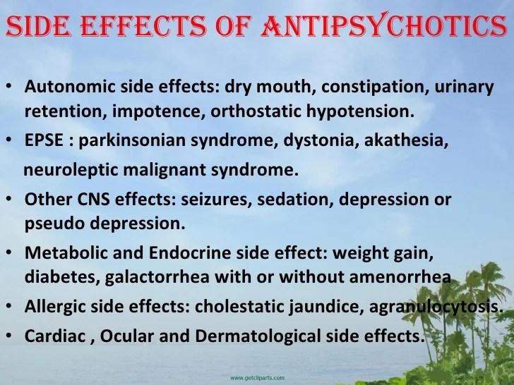 Psychopharmacoloy