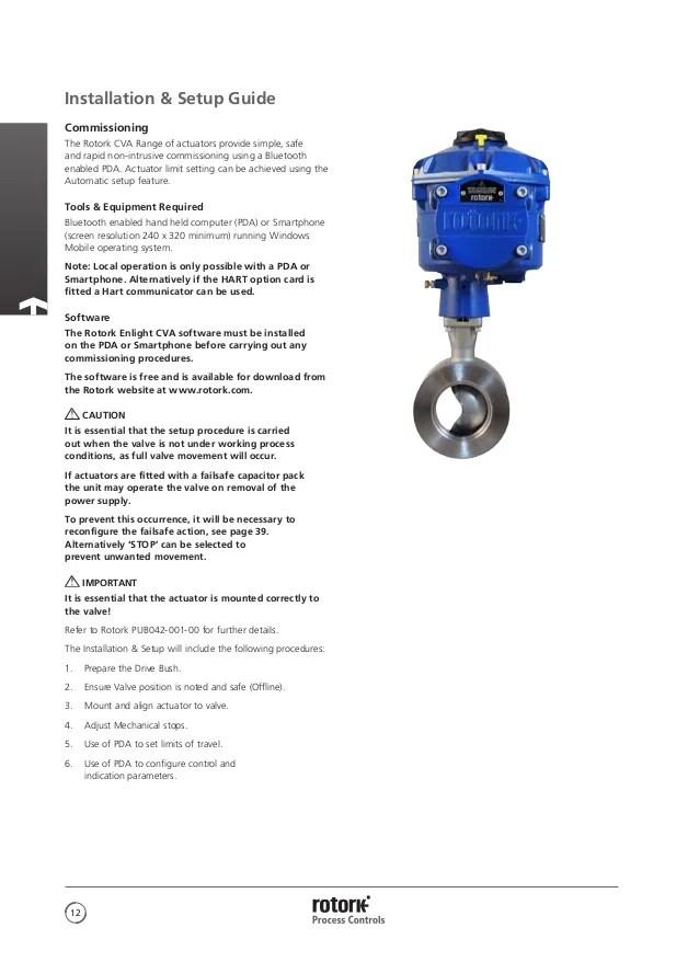 rotork wiring diagram awt carrier split system control valves golfclub cva 25 images