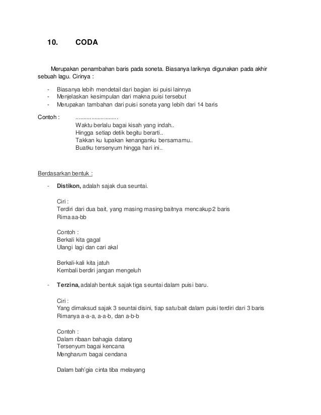 Contoh Puisi Terzina : contoh, puisi, terzina, Contoh, Puisi, Terzina
