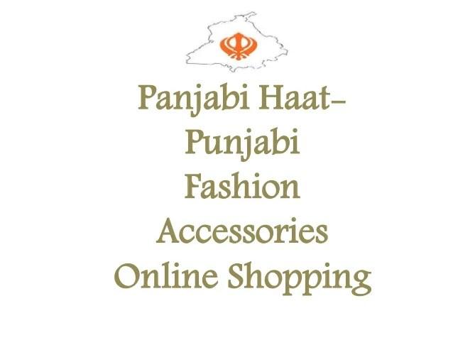 Punjabi Fashion Accessories Online Shopping