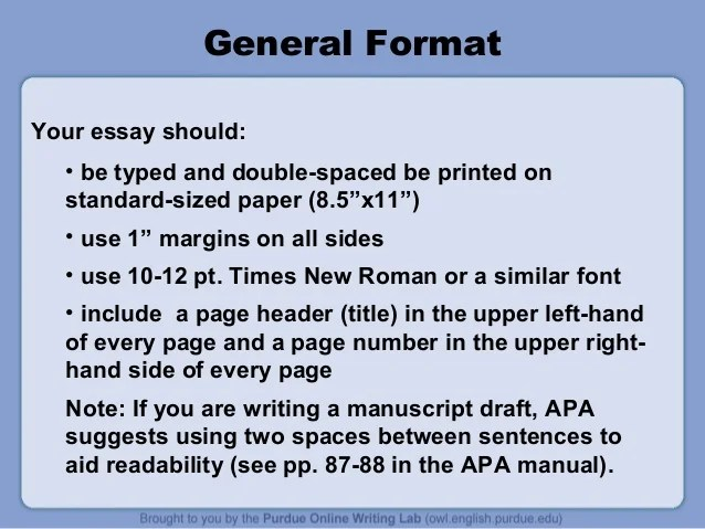 Purdue Essay Example Purdue Essay Example Co Chicago Style Citation