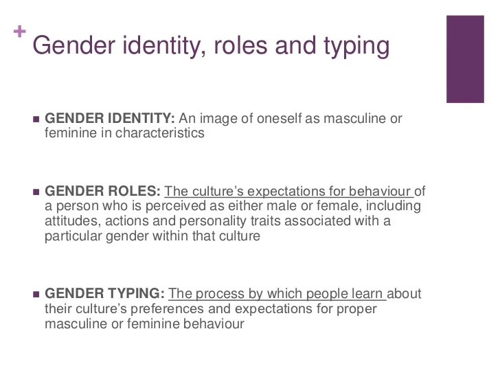 Q201 - Gender Identity
