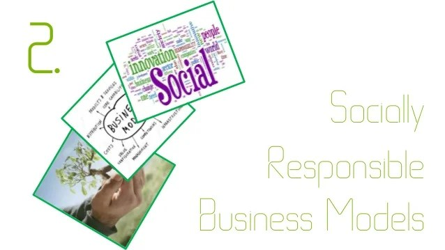 How can companies be responsible social marketers?