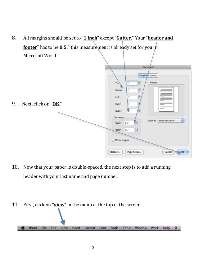 How To Double Space In Word On Mac : double, space, Microsoft, Double, Spacing