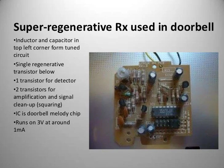 Wiring Diagram Of The 3 Transistor Regenerative Receiver This Is The