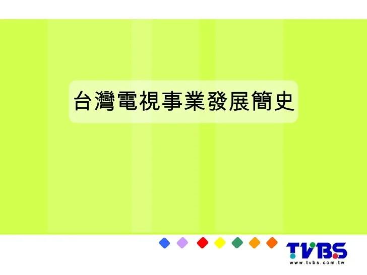 臺灣電視新聞臺競爭環境-課前簡報