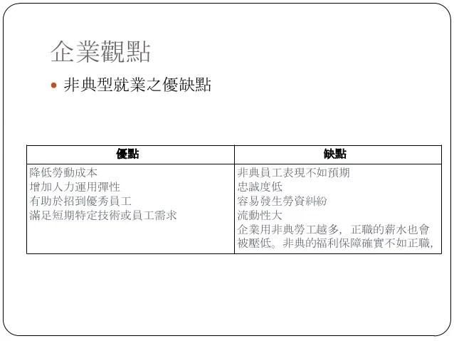 臺灣關鍵研究小組第七次月 - 簡報