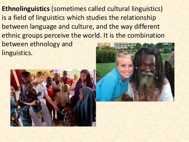 Ethnolinguistic
