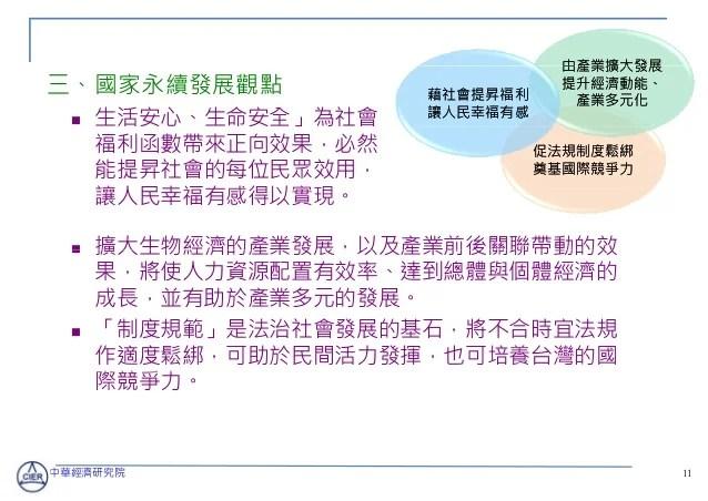 王健全副院長-生物經濟新希望