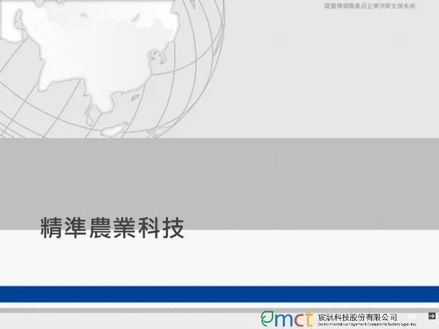 徐承原/空間數據分析推動精準新農業