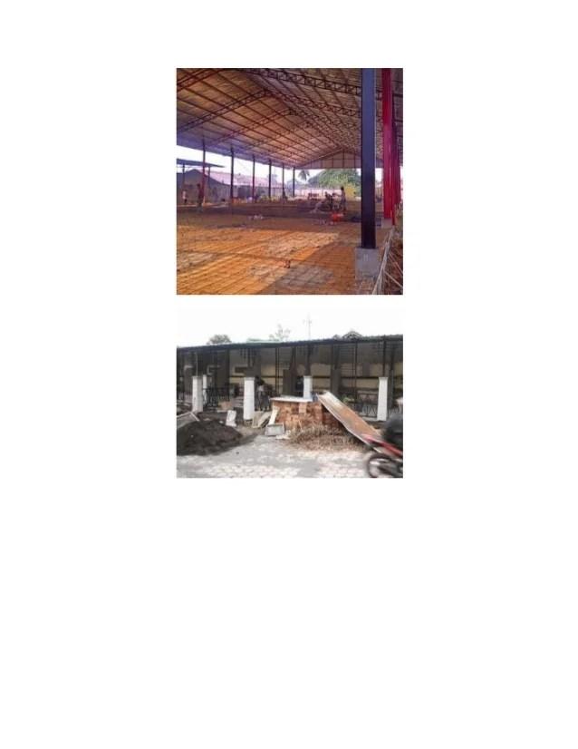 kanopi baja ringan pontianak rangka atap surabaya : galvalum ...