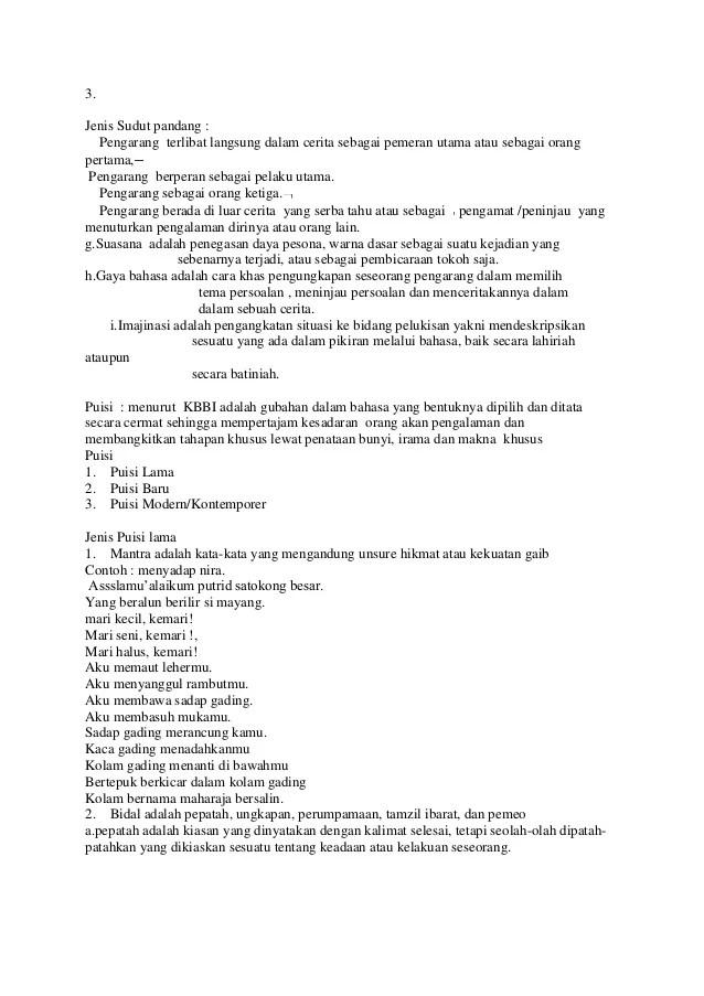 Materi Bahasa Indonesia Kelas 12 Semester 1 : materi, bahasa, indonesia, kelas, semester, Rangkuman, Materi, Bahasa, Indonesia, Kelas